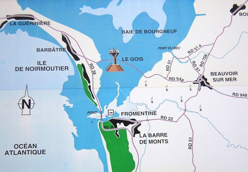 Calendrier Des Marees Noirmoutier.Mairie De Beauvoir Sur Mer 85230 Le Gois